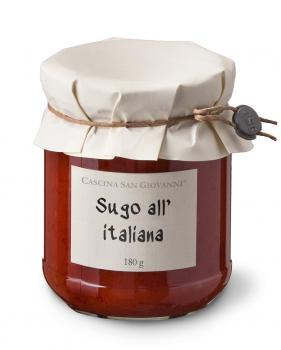 SUGO ALL ITALIANA (mit Schalotten)