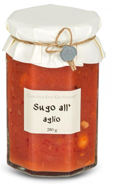 SUGO ALL'AGLIO