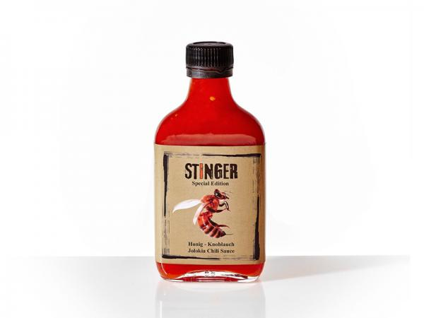 Suicide Sauces Stinger Special Edition
